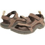 TEVA TANZA LEATHER SANDALS Thumbnail