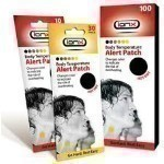 IONX BODY TEMPERATURE ALERT PATCH 10 PACK Thumbnail