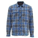 SIMMS GUIDE FLANNEL LS SHIRT Thumbnail