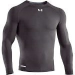 UNDER ARMOUR HEATGEAR SONIC LONG SLEEVE SHIRT Thumbnail