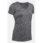UNDER ARMOUR TECH V-NECK TWIST TEE Thumbnail