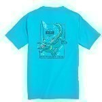 SOUTHERN TIDE ALLIGATOR TEE Thumbnail