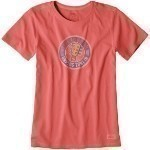 LIFE IS GOOD HERITAGE GUITAR T-SHIRT Thumbnail