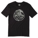 LIFE IS GOOD TRUCK SMOOTH TEE Thumbnail