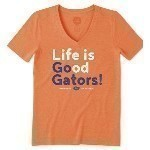 LIFE IS GOOD GO GATOR TEE Thumbnail