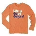 LIFE IS GOOD GO GATOR LS Thumbnail