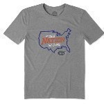 LIFE IS GOOD GATOR NATION TEE Thumbnail