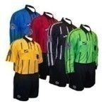 OFFICIAL SPORTS PRO S.S SOCCER REF JERSEY Thumbnail