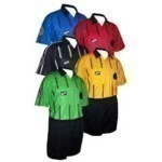 OFFICIAL SPORTS ECONOMY S.S SOCCER REF JERSEY Thumbnail