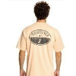 QUIKSILVER BURNT FIN T-SHIRT Thumbnail