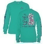 SIMPLY SOUTHERN PREPPY DOG LS Thumbnail