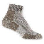 THORLO LTHMXW10 LIGHT HIKING MINI CREW SOCKS Thumbnail