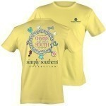 SIMPLY SOUTHERN CHARMS T-SHIRT Thumbnail