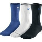 NIKE 3 PAIR DRI FIT FLY CREW SOCKS Thumbnail