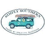 SIMPLY SOUTHERN TRUCK STICKER Thumbnail