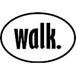 WALK OVAL DECAL Thumbnail