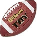 WILSON TDY FOOTBALL LEATHER Thumbnail