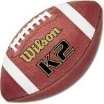 WILSON K2 FOOTBALL LEATHER Thumbnail