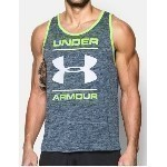 UNDER ARMOUR TECH GRAPHIC TANK Thumbnail
