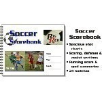 BIG RED SOCCER SCOREBOOK Thumbnail