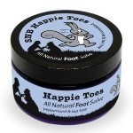 SQUIRREL'S NUT BUTTER  HAPPIE TOES 2.0 OZ Thumbnail